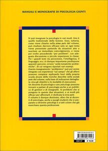 Insegnare la psicologia - Guido Petter - 4