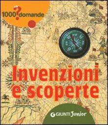 Letterarioprimopiano.it Invenzioni e scoperte. Ediz. illustrata Image