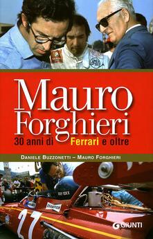 Fondazionesergioperlamusica.it Mauro Forghieri. 30 anni di Ferrari e oltre Image