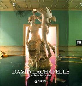 Libro David LaChapelle al Forte Belvedere. Catalogo della mostra (Firenze, Forte Belvedere 16 luglio-19 ottobre 2008)