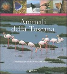 Letterarioprimopiano.it Animali della Toscana Image