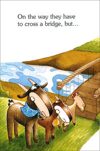 Libro The three billy goats gruff-I tre capretti furbetti. Con CD Audio  2