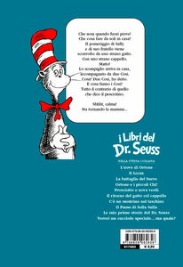 Foto Cover di Il gatto e il cappello matto, Libro di Dr. Seuss, edito da Giunti Junior 1