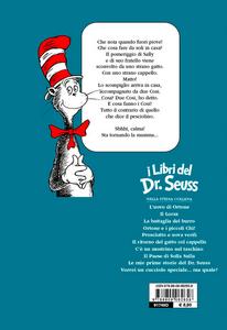 Libro Il gatto e il cappello matto Dr. Seuss 1