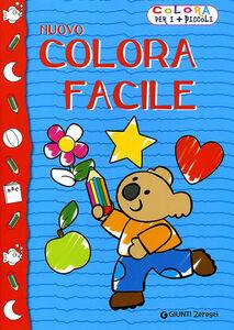 Libro Nuovo colora facile