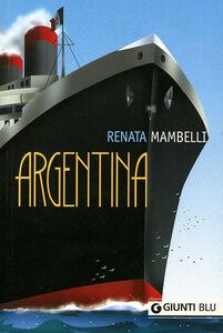 Libro Argentina Renata Mambelli