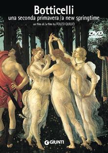Camfeed.it Botticelli. Ediz. italiana e inglese. DVD Image