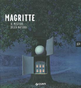 Libro Magritte. Il mistero della natura
