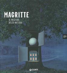 Vitalitart.it Magritte. Il mistero della natura. Catalogo della mostra (Milano, 22 novembre 2008-29 marzo 2009). Ediz. illustrata Image