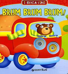 Cefalufilmfestival.it Brum brum brum! Ediz. illustrata Image