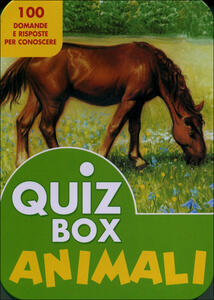Animali. 100 domande e risposte per conoscere - 2