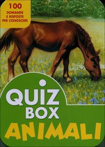Animali. 100 domande e risposte per conoscere - 3