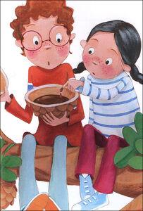Foto Cover di L' albero delle 1000 dolcezze, Libro di Angela Ragusa, edito da Giunti Junior 1