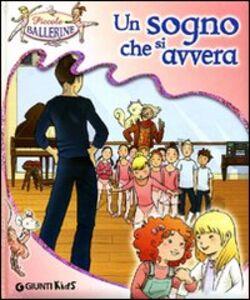 Libro Un sogno che si avvera Rosalba Troiano