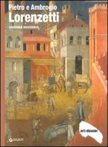 Writersfactory.it Pietro e Ambrogio Lorenzetti. Ediz. illustrata Image