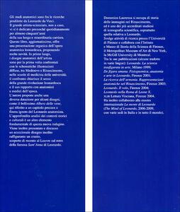 Leonardo. L'anatomia - Domenico Laurenza - 4
