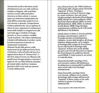 Chiamarsi fuori. Ragazzi che non vogliono più vivere - Anna Oliverio Ferraris,Alessandro Rusticelli,Paolo Sarti - 4