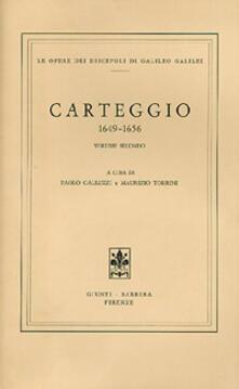 Premioquesti.it Carteggio 1649-1656 Image