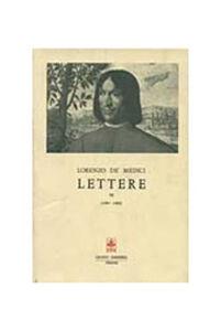 Libro Lettere. Vol. 6 Lorenzo de' Medici