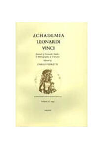 Achademia Leonardi Vinci (1992) - copertina