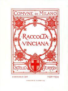Ipabsantonioabatetrino.it Raccolta Vinciana (1930-1934). Vol. 14 Image