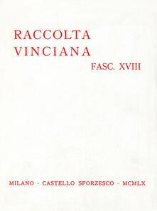 Antondemarirreguera.es Raccolta Vinciana (1960). Vol. 18 Image