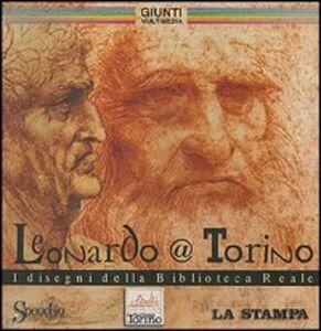 Libro Leonardo @ Torino. CD-ROM