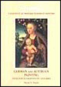 Libro German and austrian painting. Fifteenth to eighteenth centuries Nikolai N. Nikulin