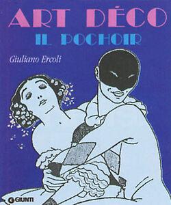 Libro Art déco. Il pochoir Giuliano Ercoli