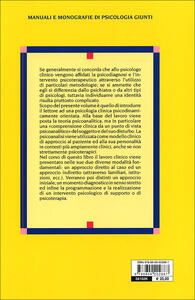 Psicologia clinica. Problemi diagnostici ed elementi di psicoterapia - Adriana Lis - 3