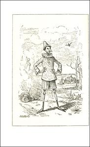 Libro Le avventure di Pinocchio. Storia di un burattino (rist. anast. 1883) Carlo Collodi 1
