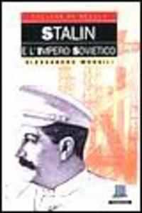 Libro Stalin e l'impero sovietico Alessandro Mongili