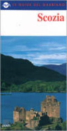 Scozia - copertina