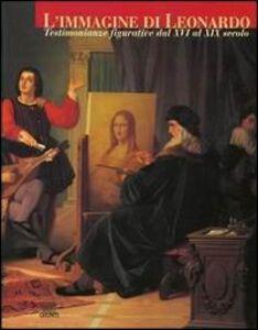 Foto Cover di L' immagine di Leonardo, Libro di  edito da Giunti Editore