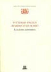 Foto Cover di La scienza aerostatica, Libro di Vittorio Angius,Almerico Da Schio, edito da Giunti Editore