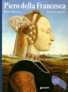 Piero della Francesca. Ediz. inglese - Marco Bussagli - copertina