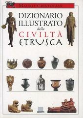 Copertina  Dizionario illustrato della civiltà etrusca