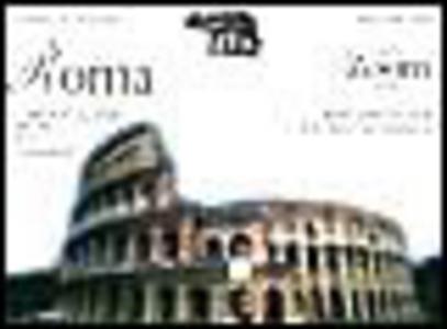 Libro Roma. Carta e guida alla città: storia e monumenti