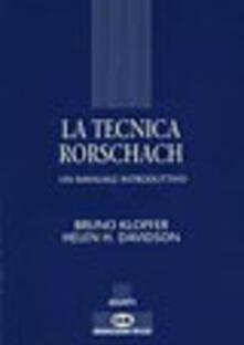 La tecnica Rorschach.pdf