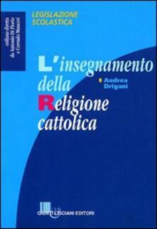 Birrafraitrulli.it L' insegnamento della religione cattolica Image