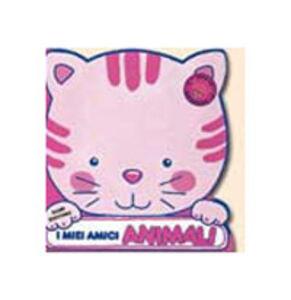 Foto Cover di I miei amici animali, Libro di  edito da Dami Editore