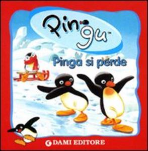 Libro Pingu Pinga si perde