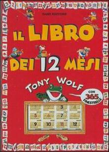 Il libro dei 12 mesi - Clementina Coppini - copertina