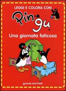 Libro Pingu. Una giornata faticosa Sybille von Flüe