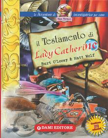 Premioquesti.it Il testamento di Lady Catherine Image