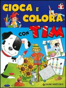 Gioca e colora con Tim