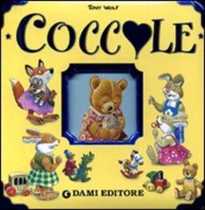 Libro Coccole Tony Wolf