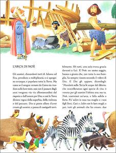 Foto Cover di La Bibbia e la vita di Gesù raccontata ai più piccoli, Libro di Tony Wolf, edito da Dami Editore 1