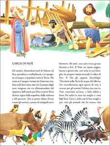 Libro La Bibbia e la vita di Gesù raccontata ai più piccoli Tony Wolf 1