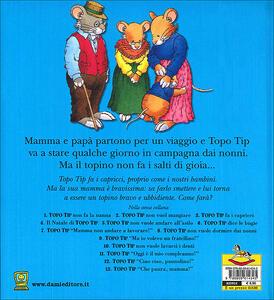 Topo tip non vuole dormire dai nonni anna casalis for Topo tip giocattoli